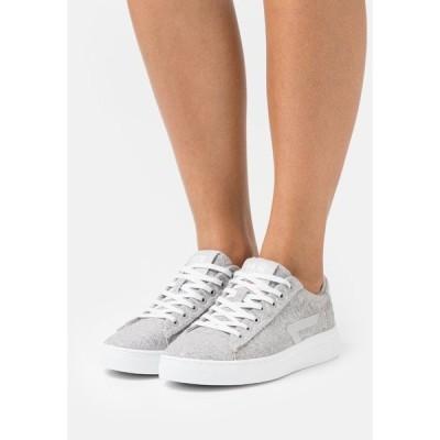 ハブ スニーカー レディース シューズ HOOK - Trainers - greyish/neutral grey/white