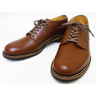 Buzz Rickson's[バズリクソンズ] サービスシューズ BR02158 SERVICE SHOES (R/BROWN)
