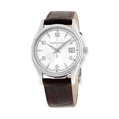 ハミルトン Hamilton Men's HML-H32411555 Jazzmaster Silver Dial Watch 並行輸入品