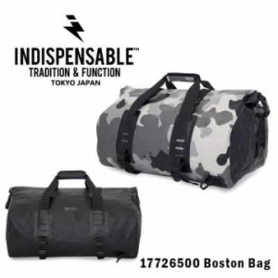 【レビューを書いてポイント+5%】インディスペンサブル INDISPENSABLE ボストンバッグ 17726500 AWPS 2WAY リュック バックパック メン
