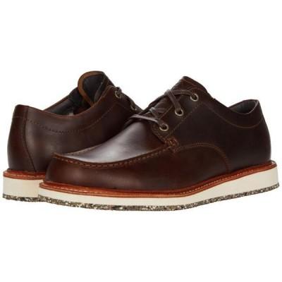 ユニセックス 靴 革靴 フォーマル Small Batch Oxford Moc Toe Eco Wedge