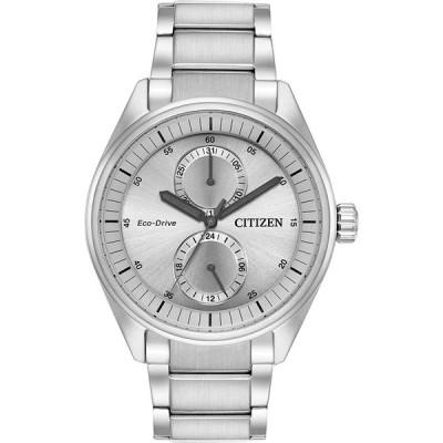 Citizen Men's 'Dress' Quartz Stainless Steel Casual Watch  Color:Silver-Toned (Model: BU3010-51H) 並行輸入品