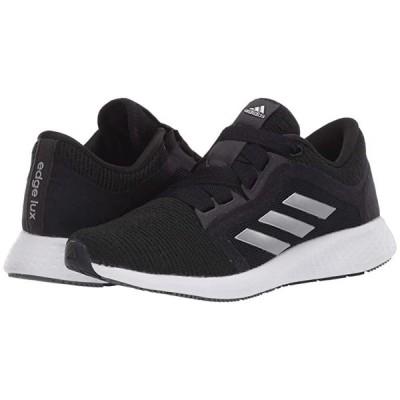 アディダス Edge Lux 4 レディース スニーカー シューズ 靴 Core Black/Silver Metallic/Footwear White