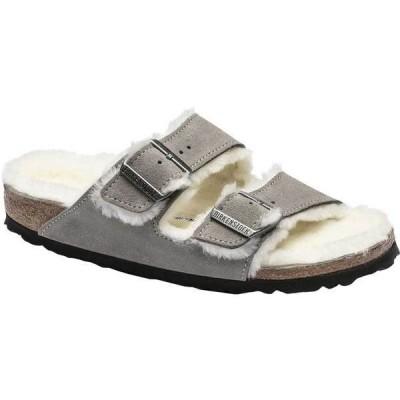 ビルケンシュトック レディース サンダル シューズ Arizona Shearling Sandal