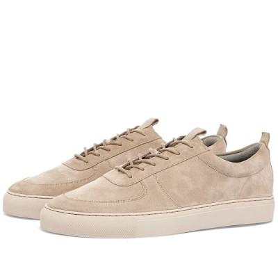 グレンソン Grenson メンズ スニーカー シューズ・靴 Sneaker 22 Stone Suede