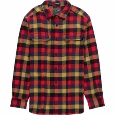 ウールリッチ トップス Oxbow Bend Flannel Shirt - Mens