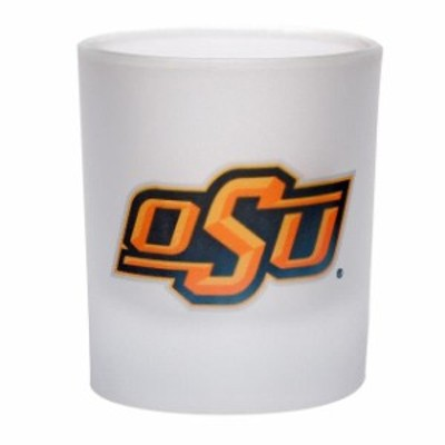 The Memory Company ザ メモリー カンパニー スポーツ用品  Oklahoma State Cowboys 8.45oz. Frosted Rocks Glass
