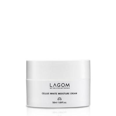 [LAGOM]セラーズホワイトモイスチャークリーム / cellus white moisture cream 50ml-韓国-コスメ-メイク落とし-13-0129SC [bystyle]