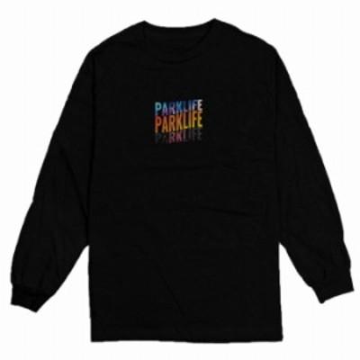 ロングTシャツ ロンT ストリート ブラック 大人 ユニセックス メンズ レディース ビッグシルエット 長袖 大きめサイズ 大きいサイズ かっ