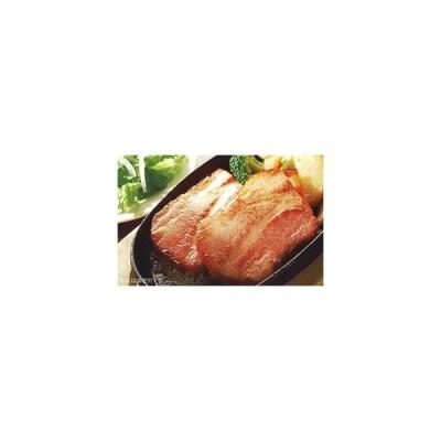 グルメ 冷凍食品 業務用 ベーコン厚切り (8mm厚) 500g 10903 弁当 焼肉 ポーク ステーキ バーベキュー