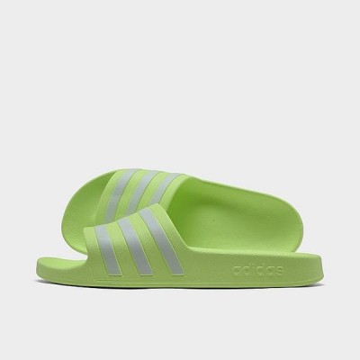アディダス レディース サンダル adidas Originals Adilette Aqua Slide スリッパ Yellow/White