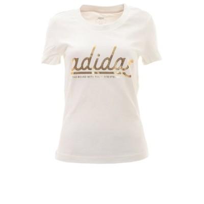 アディダス(adidas)Tシャツ レディース 半袖 グラフィック GVC54-FM6174 オンライン価格