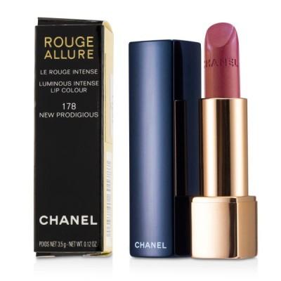シャネル リップスティック Chanel 口紅 ルージュ アリュール ルミナス インテンス リップ カラー #178 New Prodigious 3.5g
