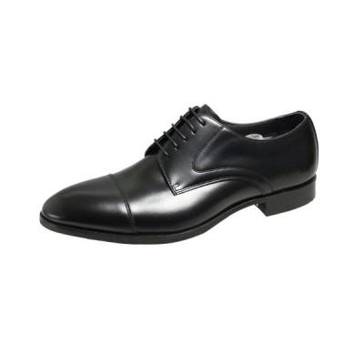 マドラスモデロ メンズシューズ 8372ブラック ストレートチップ外羽根紐付き紳士靴 防水通気性に優れたeventファブリックに抗菌防臭のビジネスシューズ