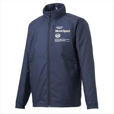 [DESCENTE]デサント COSMIC THERMO スタンドジャケット (DMMOJF32)(NV) ネイビー[取寄商品]