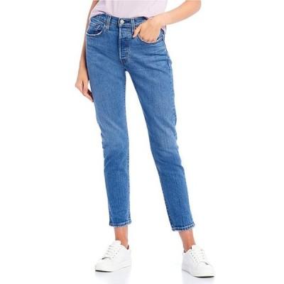 リーバイス レディース デニムパンツ ボトムス Levi'sR 501 Stretch Hi-Rise Stretch Skinny Jeans