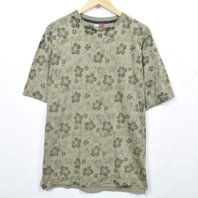 トミーヒルフィガー ロゴプリントTシャツ メンズXL /eaa038583