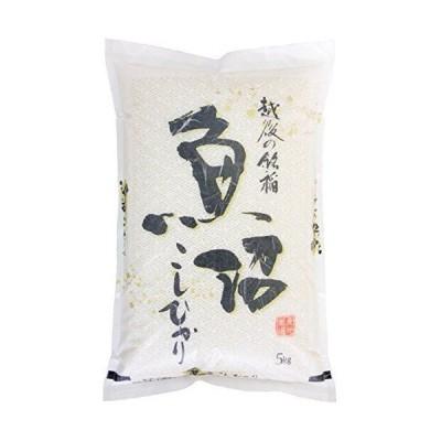 【精米】魚沼産 無洗米 コシヒカリ 5kg 令和2年産