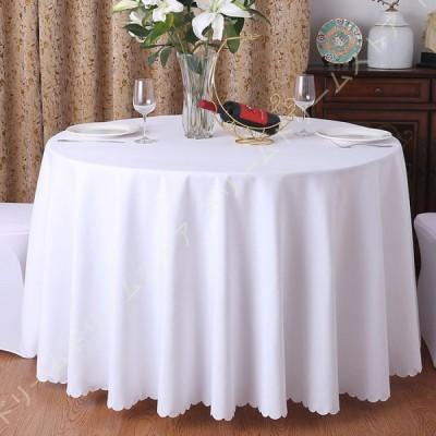 テーブルクロス 無地 ウェディング 披露宴 結婚式 パーティー 展示会適用 ホテル レストラン 食卓カバー おしゃれ 高級感 円形 長方形テーブルクロス