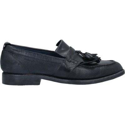 サルトリゴールド SARTORI GOLD メンズ ローファー シューズ・靴 loafers Dark blue