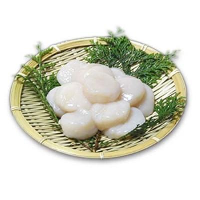 ほたて貝柱(生食用)★オホーツクで大切に育まれてきたホタテ貝!★解凍後も香味の消失がなく生のままの風味が味わえます!