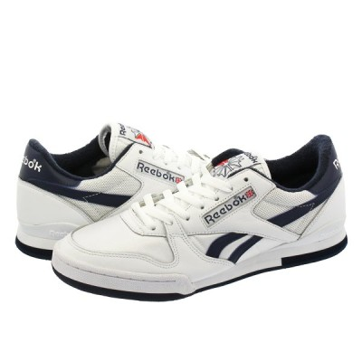 Reebok PHASE 1 PRO ARCHIVE リーボック フェーズ 1 プロ アーカイブ WHITE/NAVY/RED  cn3449