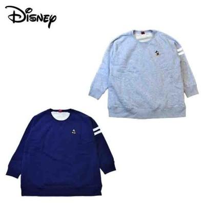 Disneyディズニー 裏ボアスウェット・トレーナー(3Lサイズ)レディース