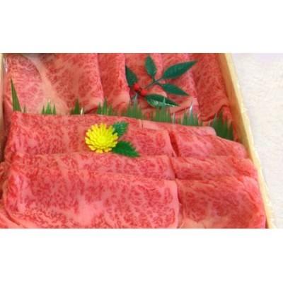 【C-6】田村牛特上すきやき肉