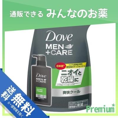 Dove Men+Care(ダヴメン+ケア) ボディウォッシュ エクストラフレッシュ 320g (詰め替え用)