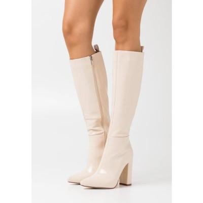 レディース 靴 シューズ High heeled boots - offwhite