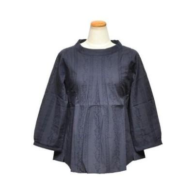 マクレガー 七分袖スモッグシャツ レディース 311150105 七分袖ブラウス 夏もOK L