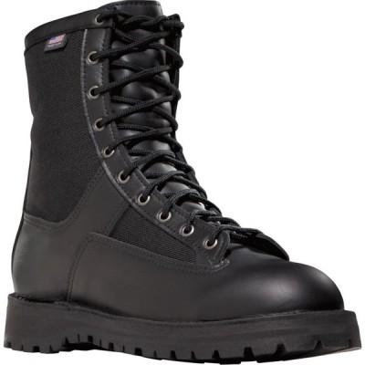 ダナー Danner メンズ ブーツ ワークブーツ シューズ・靴 Acadia 8'' Waterproof Work Boots Black
