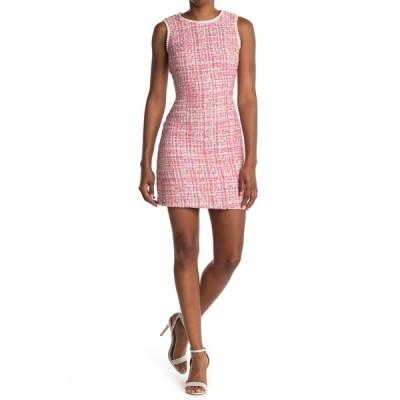 ベッツィジョンソン レディース ワンピース トップス Tweed Mini Dress MULTI