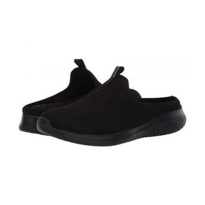 SKECHERS スケッチャーズ レディース 女性用 シューズ 靴 スニーカー 運動靴 Ultra Flex - Black