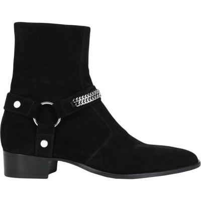 フロム ザ ファースト FROMTHEFIRST メンズ ブーツ シューズ・靴 enzo boots Black