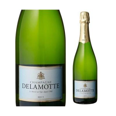 ドゥラモット  ブリュット 750ml  ドラモット  シャンパン  シャンパーニュ