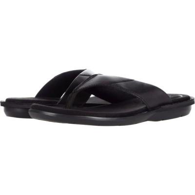 クラークス Clarks メンズ サンダル シューズ・靴 Ellison Easy Black