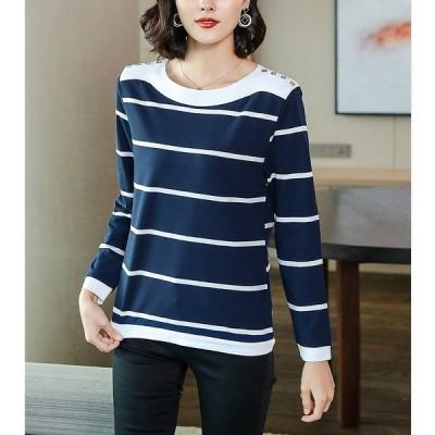 大きいサイズM-4XL  秋冬新作 ファッション 人気Tシャツ