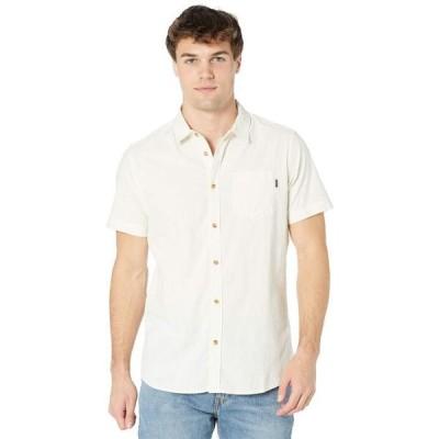 オニール メンズ シャツ トップス Service Short Sleeve Shirt