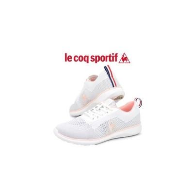 ルコック スポルティフ le coq sportif LA エール フランスニットスタイル QL3LJC01WP シューズ 靴 レディース スニーカー