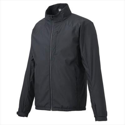 [DESCENTE]デサント EKS plus THERMO スタンドジャケット (DMMOJF35)(BK) ブラック[取寄商品]