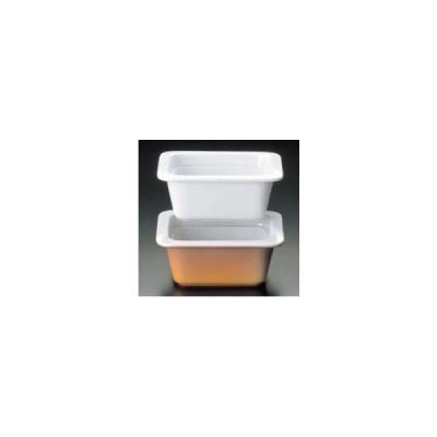 ロイヤル陶器製 角ガストロノーム 1/6 PB625-16 (ホワイト)