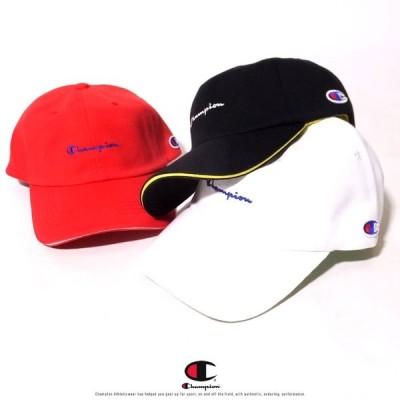 チャンピオン Champion キャップ 帽子 メンズ スクリプトロゴキャップ 181-0019