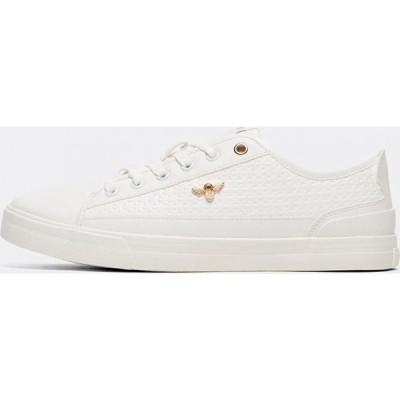クリエイティブ レクリエーション Creative Recreation メンズ スニーカー シューズ・靴 Kaplan Leather Trainer White/White