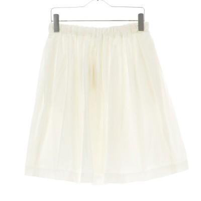 Le Glazik / ルグラジック メモリーツイル スカート
