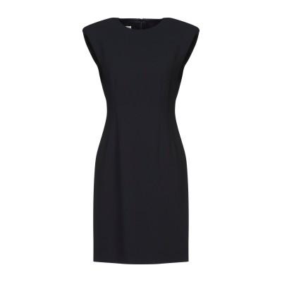 ドリス ヴァン ノッテン DRIES VAN NOTEN ミニワンピース&ドレス ブラック 36 ポリエステル 100% ミニワンピース&ドレス