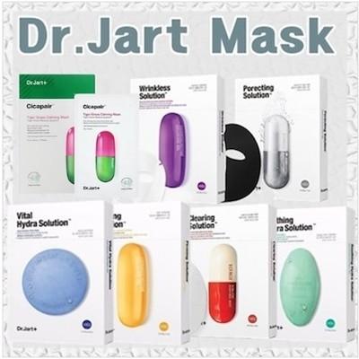[Dr.Jart +] ダーマスクソリューション5枚 / [Dr.Jart+] Dermask Solution