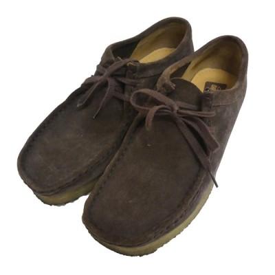 Clarks Wallabee Boots ワラビーブーツ ブラウン サイズ:27.0 (茶屋町店) 200731
