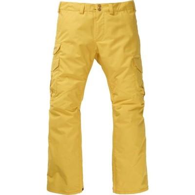バートン Burton メンズ スキー・スノーボード カーゴ ボトムス・パンツ cargo regular fit pants Maize