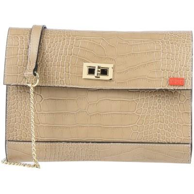TSD12 ハンドバッグ サンド 革 ハンドバッグ